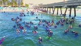Dixie Divers Scuba Diving Channel Presents Pier CleanUP 2017 and Guinness World Record