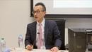 Лекция об энергетической политике Японии Кен Кояма Ken Koyama