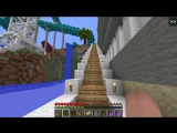 НУБ НАШЕЛ АКВАПАРК В Майнкрафте! Minecraft Мультики Майнкрафт троллинг Нуб и Про