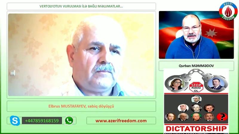 Vətənə xəyanət edənlər ifşa olunur...(1-ci hissə) Elbrus Mustafayev, sabiq döyüşçü.