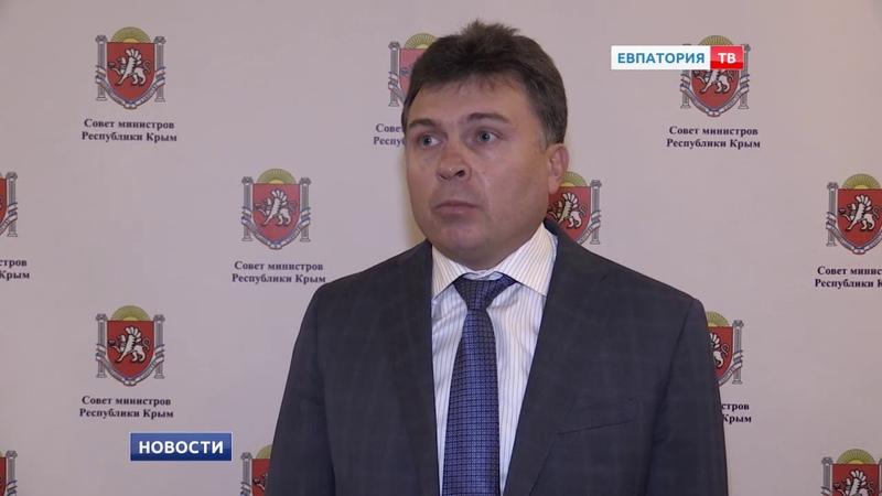Задержан вице-премьер Крыма Виталий Нахлупин
