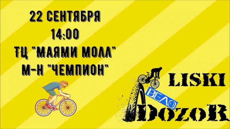ВелоDozoR в Лисках