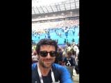 Patrick Bruel_Au stade Loujniki_Moscou_15.07.2018