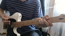 How to play Time by Pink Floyed verse guitar