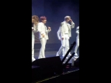 VK180617 MONSTA X fancam Talk Time @ The 2nd World Tour The Connect in London