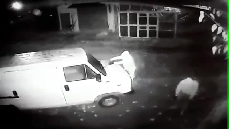 Підпалили мікроавтобус підприємця, 05.11.2018 0315