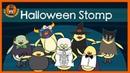 Halloween Stomp | Halloween Song for Kids | The Singing Walrus