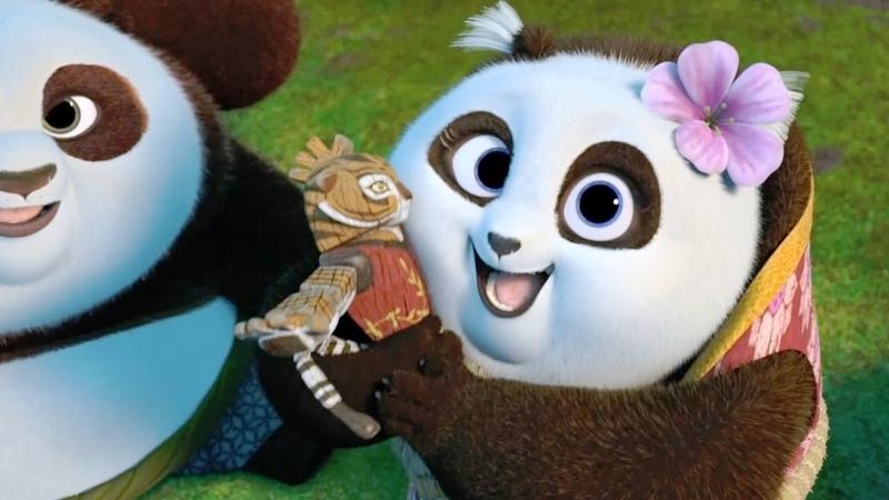 Кунг-фу Панда 3 - Русский Трейлер 2 (2016)