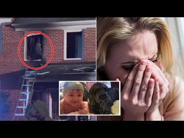 Мать думает, что её дочь умерла в горящем доме, но потом она узнаёт, что сделала её собака
