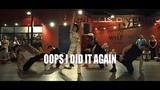 Britney Spears Oops I Did It Again Choreography by Jojo Gomez #Dance #BritneySpears