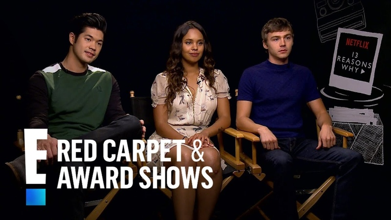 13 Reasons Why Season 2 Answers Big Questions | E! Red Carpet Award Shows