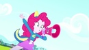 MLP Equestria Girls Russia 'Steps of Pep' Canterlot Short Ep who don't jump that is moskal млп пони кто не скачет тот москаль