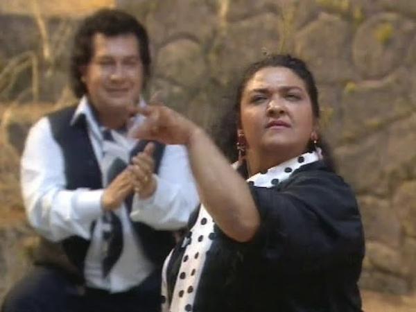 TANGOS DE PILAR MONTOYA LA FARAONA