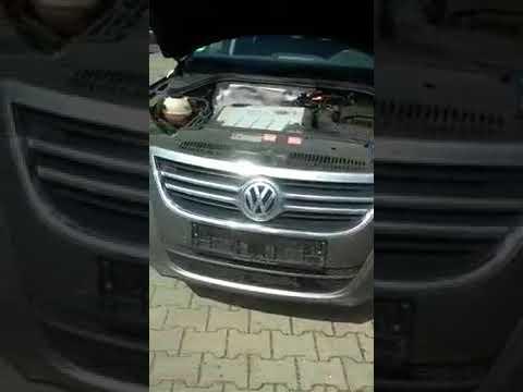 Авторазбор Volkswagen Tiguan 2009г 2.0 TD CBA АКПП JBG