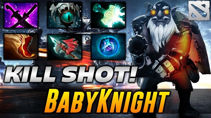 BBK Sniper Kill Shot Highlights Dota 2