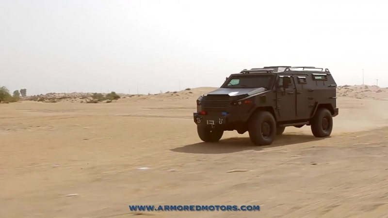 Isotrex Phantom Armored Personnel Carrier (APC)