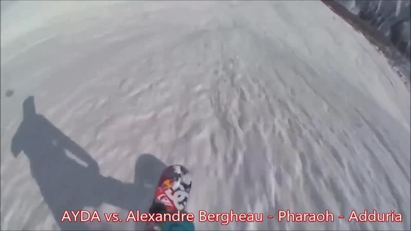 AYDA.vs Alexandre Bergheau - Pharaoh - Adduria(Видео Евгений Слаква) HD
