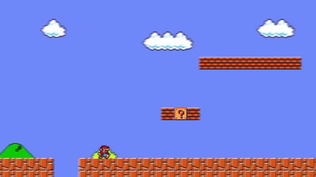 Mario in Russia