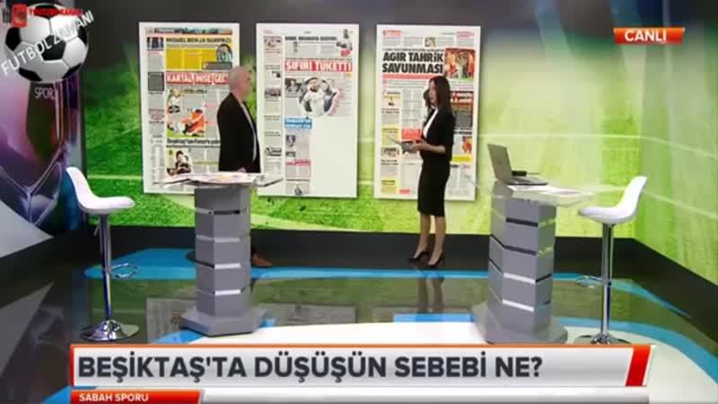 Babel bedavaya gidiyor! Beşiktaş Sabah Sporu 14 Kasım 2018