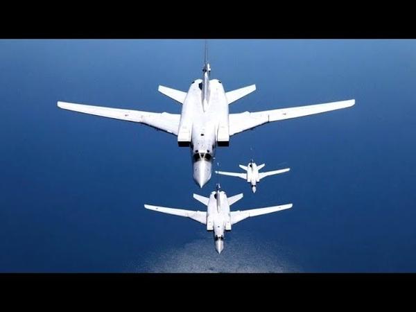 А вот это уже СЕРЬЁЗНО! Россия ПРЕДСТАВИЛА самолёт-ракетоносец, который способен ДОЛЕТЕТЬ до США!