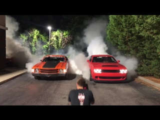 Burnouts Galore from the 2018 HOT ROD Power Tour! - Hot Rod