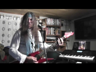 Michael crusader - my person practic -on b.c.rich ,with sing too.