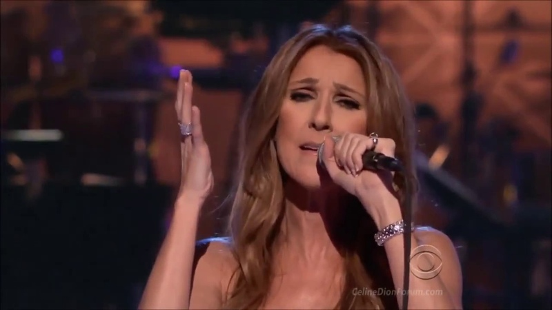 Celine Dion - Because you loved me Live (Christmas gift)