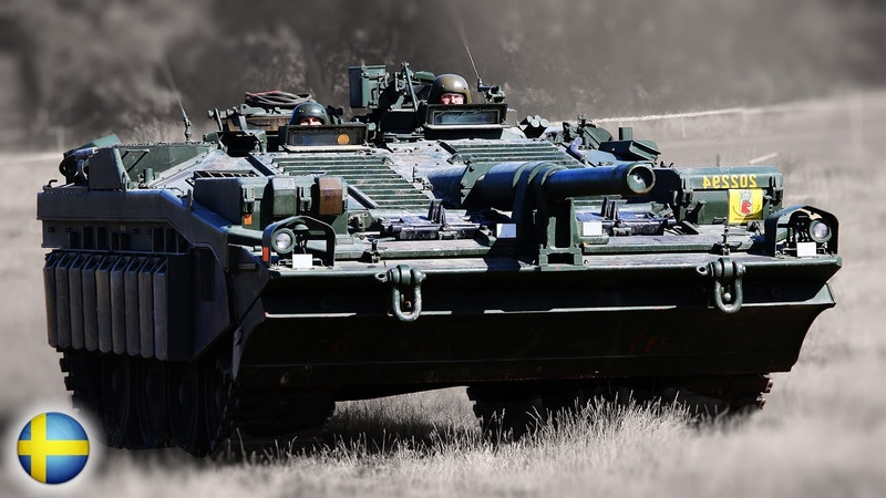 Stridsvagn 103 (S-Tank): The World's Most Bizarre Tank Of Sweden