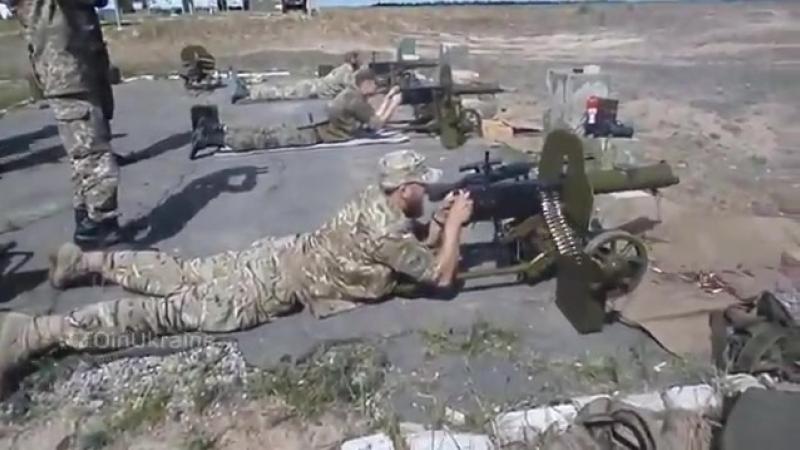 пулемет максим ВСУ