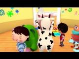 Oranges and Lemons Nursery Rhymes By LittleBabyBum!