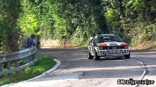 Rallylegend 2018 | HIGHLIGHTS Audi Quattro