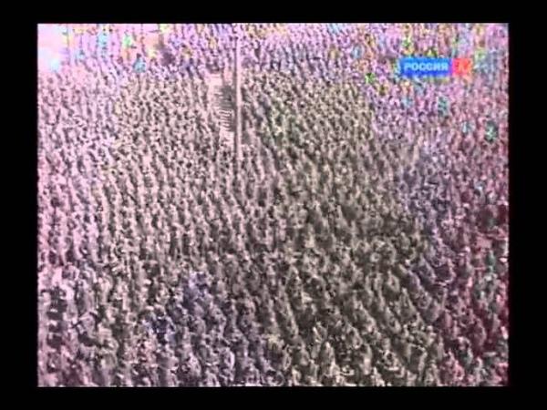 Проконвоирование немцев через Москву 17 июля 1944