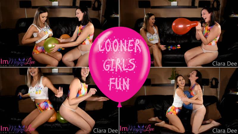 LOONER GIRLS FUN