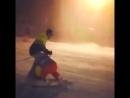Snowboarding нубасы