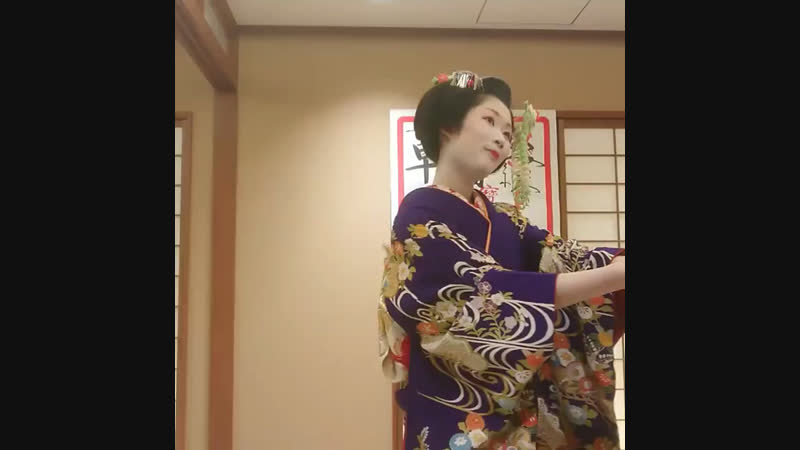 Майко Хаяки и Сузумэ