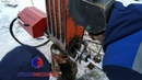 Расточка стрелы экскаватора Doosan 300 расточно-наплавочным комплексом СТАНЭКСПЕРТ® МРНК59