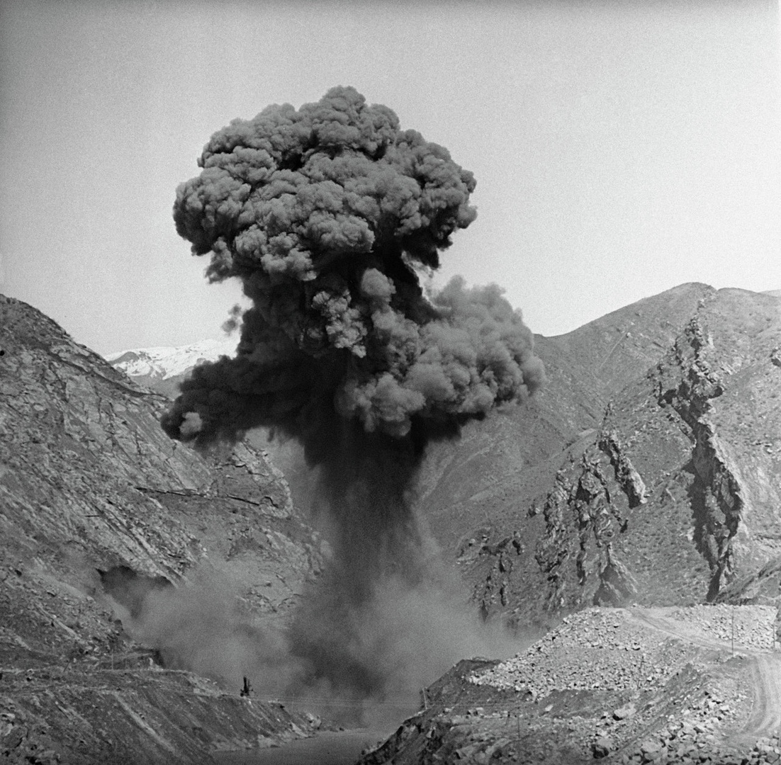 Из истории строительства Нурекской ГЭС