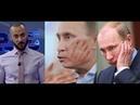 Пощёчина для Путина Грузинский журналист обматерил Путина в прямом эфире