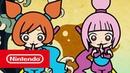 WarioWare Gold — трейлер Кэт и Аны (Nintendo 3DS)