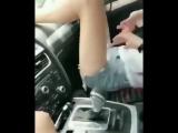 Как отучить девушку закидывать ноги на панель.