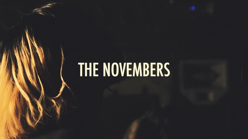 ▲THE NOVEMBERS 11th Anniversary Year FILM 2▲