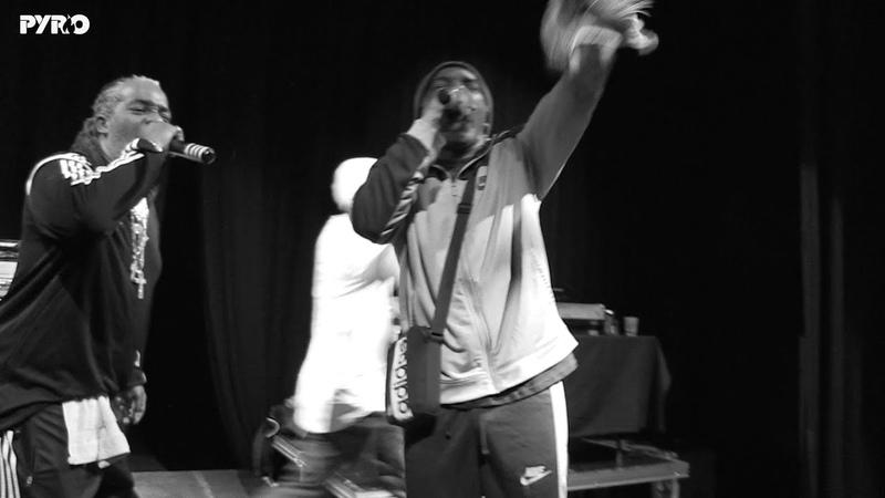 Drum Bass Soundclash - Round 4 - The Ragga Twins Crew - PyroRadio