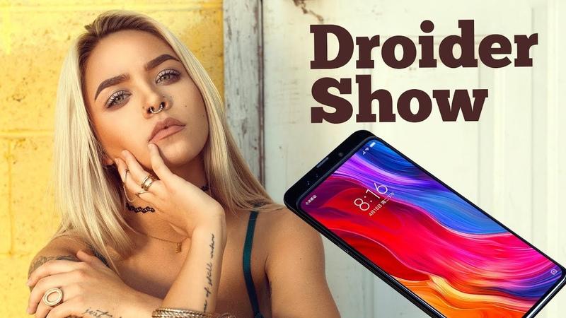 Машина Apple врезалась, Mi Mix 3 на видео, Оne Plus 7 с 5g на борту | Droider Show 380