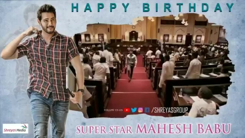 Birthday Special!! - He is MASTER OF Unmatchable Records, Stellar Performer, and Strong Fan Base!! Yes he is our SUPERSTAR - - H