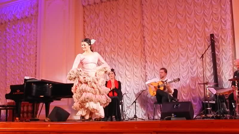 Ольга Пшеницына (Москва).