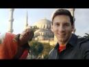 Turkish Airlines - Kobe vs. Messi- The Selfie Shootout