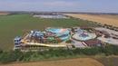 Аквапарк Одесса 7 км с высоты птичьего полета / Flying over the water park Odessa 7 km