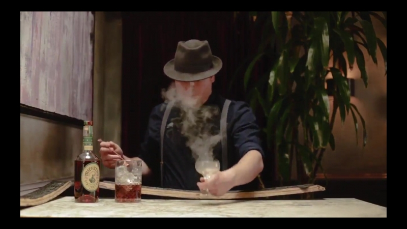 The King of Spades is in the cards for you today. Watch as Nate Fishman shows us how to make this delicious cocktail only availa