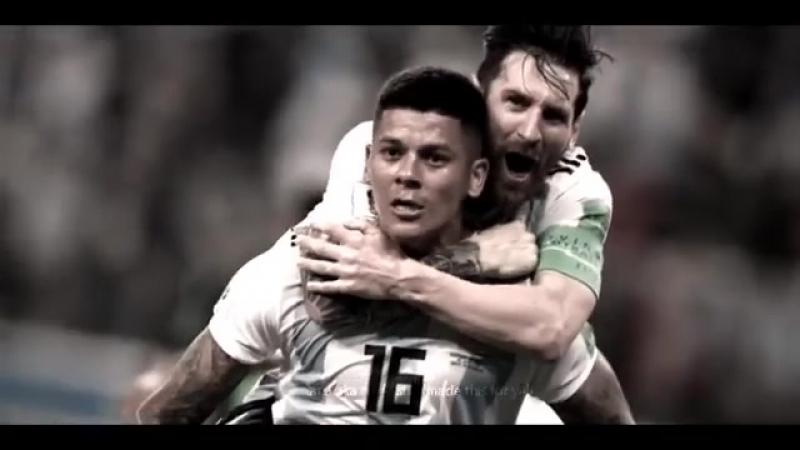сборная аргентины по футболу edit (novkcstiel)