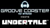 Groove Coaster для Steam - Коллаборация с Undertale